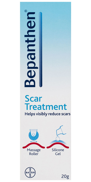 Bepanthen Scar Treatment Silicone Gel 20g