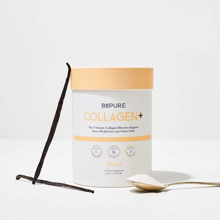BePure Collagen + Vanilla 390g