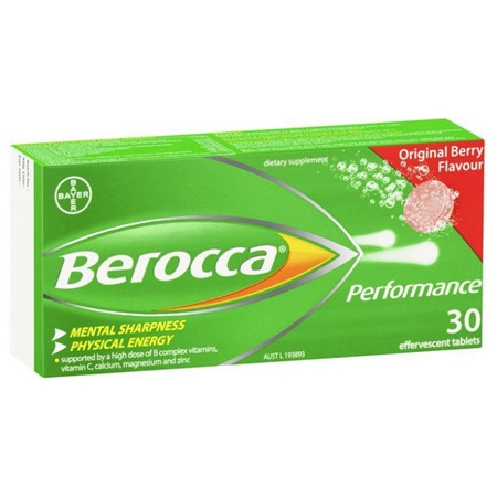 BEROCCA Performance Original 30s