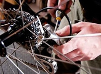 Bicycle workshop parts