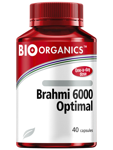 Bio-Organics Brahmi 6000 Optimal Capsules