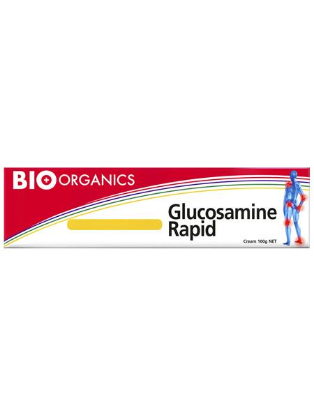 Bio-Organics Glucosamine Rapid Cream