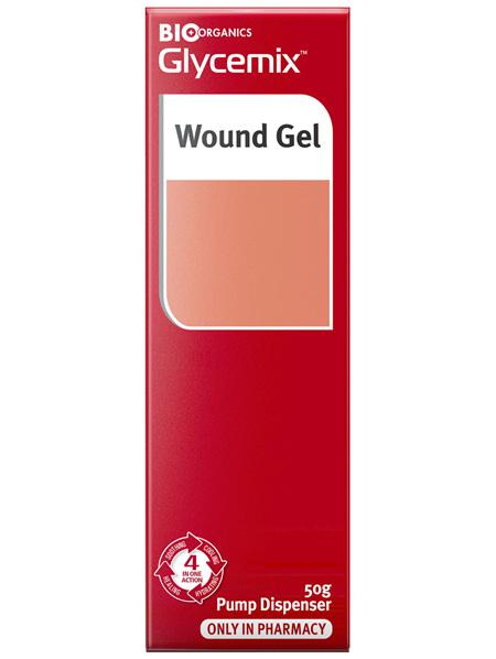 Bio-Organics Glycemix Wound Gel