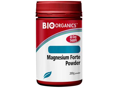 Bio-Organics Magnesium Forte Powder