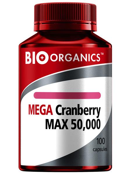Bio-Organics MEGA Cranberry MAX 50,000