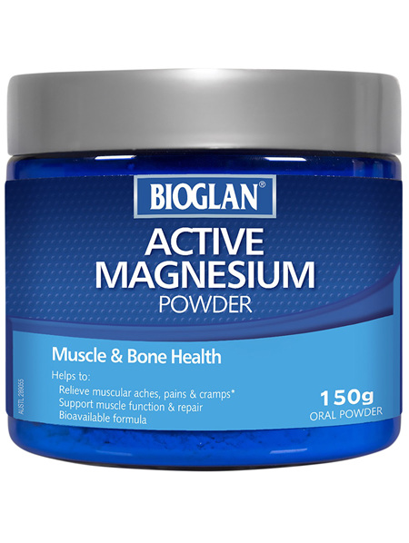 Bioglan Active Magnesium Powder 150g