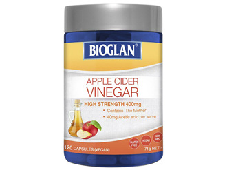 Bioglan Apple Cider Vinegar Capsules