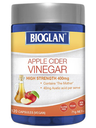 Bioglan Apple Cider Vinegar Capsules
