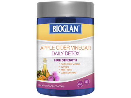 Bioglan Apple Cider Vinegar Daily Detox