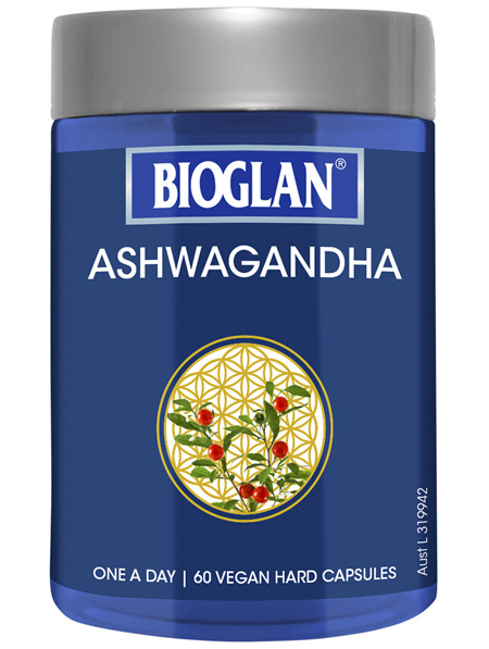 BIOGLAN Ashwagandha 60s