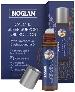Bioglan Calm & Sleep Support Oil Roll On 15mL