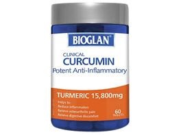 Bioglan Clinical Curcumin 60s