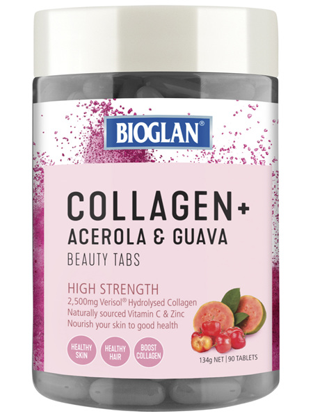 Bioglan Collagen + Acerola & Guava 90s