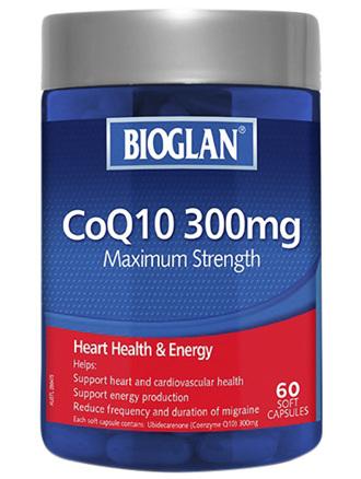 BIOGLAN - CoQ10 300mg 60s