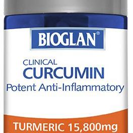 BIOGLAN - Curcumin 60s