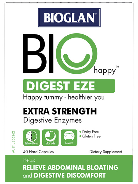 BIOGLAN Digest Eze 40s