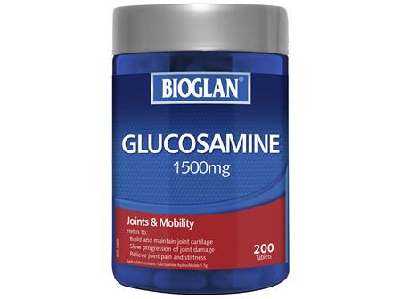 Bioglan Glucosamine 200 Tablets
