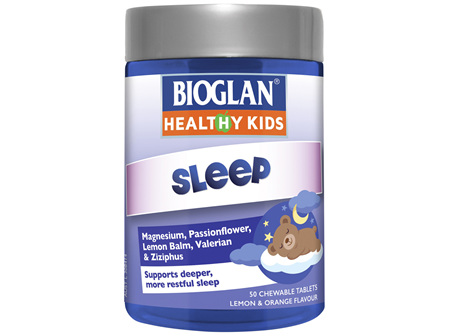 Bioglan Healthy Kids Sleep Chewable 50s