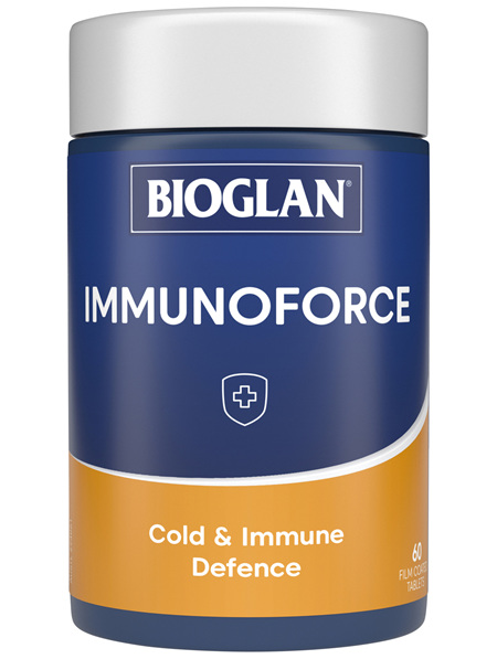 Bioglan Immunoforce 60s