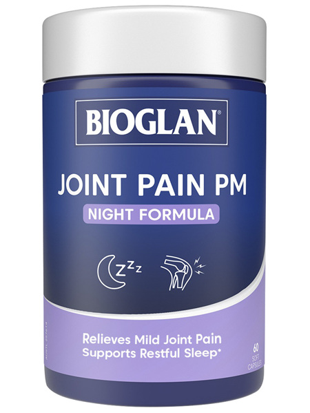 Bioglan Joint Pain PM 60 Capsules