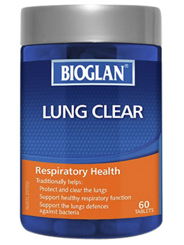 BIOGLAN - Lung Clear 60s