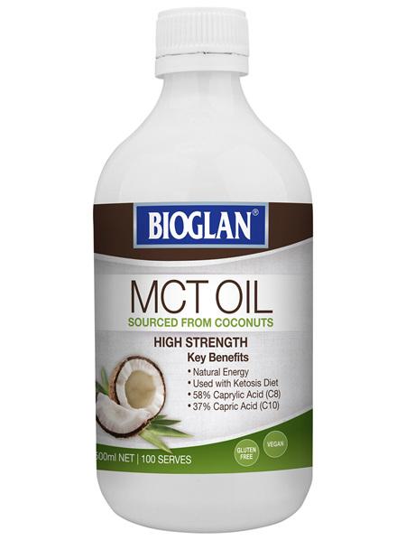 Bioglan MCT Oil 500g