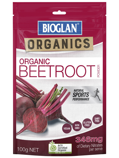 Bioglan Organics Beetroot Powder 100g
