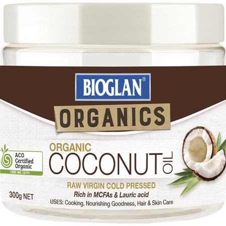 Bioglan Organics Coconut Oil 300g