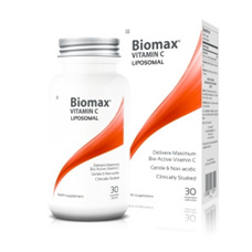 BIOMAX-VIT C LIPOSOMOL 730MG 30 CAPS
