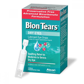 BION Tears Eye Drop 28x0.4ml
