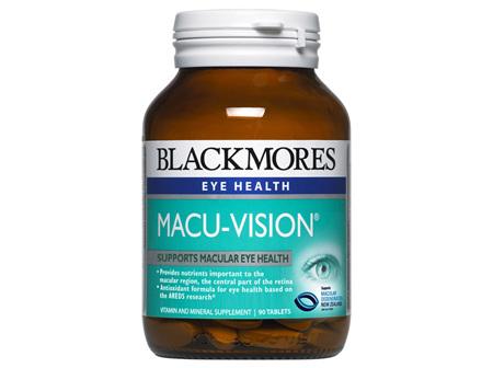 BL Macu-Vision 90 Tabs