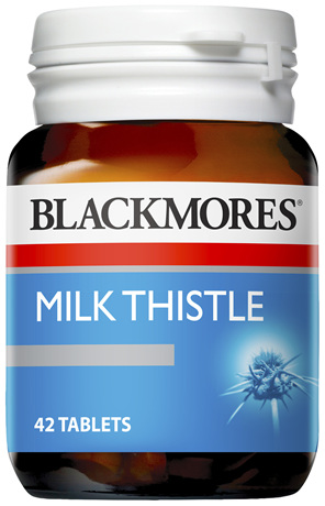 BL Milk Thistle 42tabs