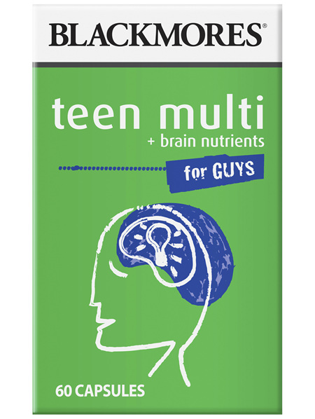 BL Multi Vit. For Teen Boys 60caps