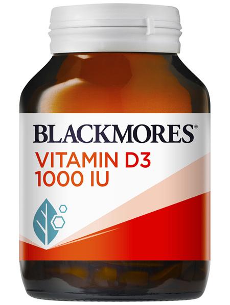 BL Vitamin D3 1000IU 200s