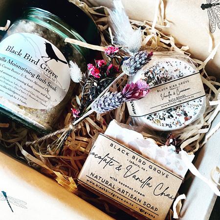 Black Bird Grove Gift Pack Vanilla