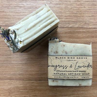 Blackbird Grove Handmade Soap - Lemongrass & Lavender