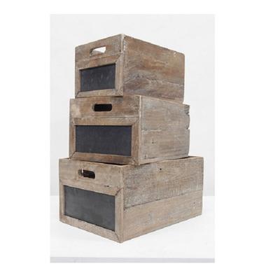 Blackboard Front Crate