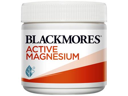 Blackmores Active Magnesium 200g