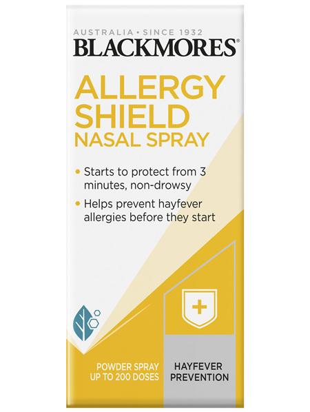 Blackmores Allergy Shield Nasal Spray 800mg