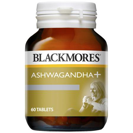BLACKMORES Ashwagandha+ 60tabs