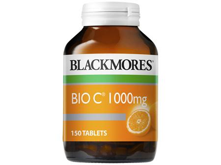 Blackmores Bio C 1000mg Tablets (150)