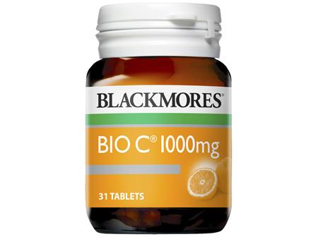 Blackmores Bio C 1000mg Tablets (31)
