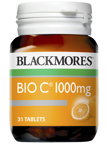 Blackmores Bio C 1000mg Tablets (31)