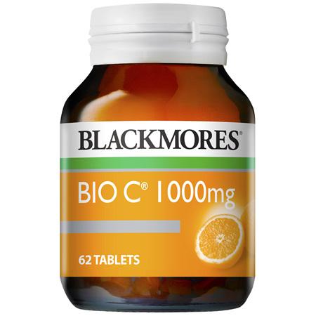 Blackmores Bio C 1000mg Tablets (62)