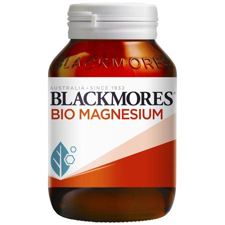 Blackmores Bio Magnesium 100 Tablets