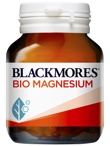 Blackmores Bio Magnesium 50 Tablets