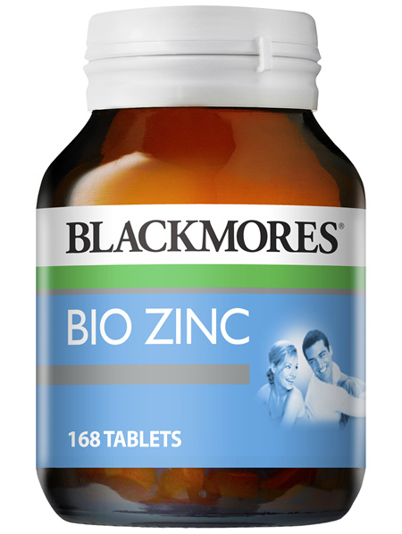 Blackmores Bio Zinc (168)