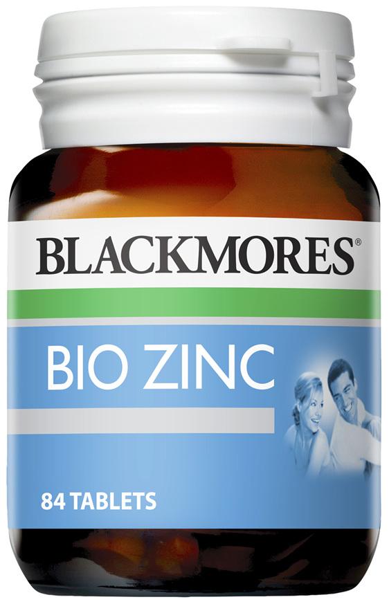 Blackmores Bio Zinc (84)