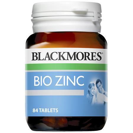 BLACKMORES Bio Zinc 84tabs