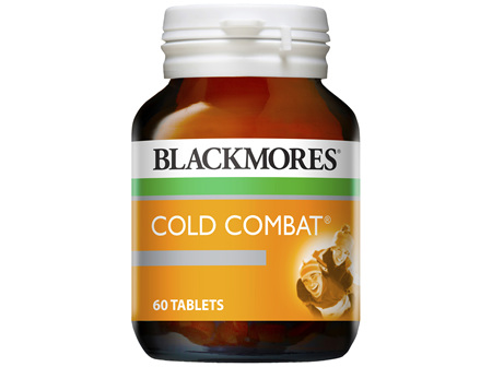 Blackmores Cold Combat (60)